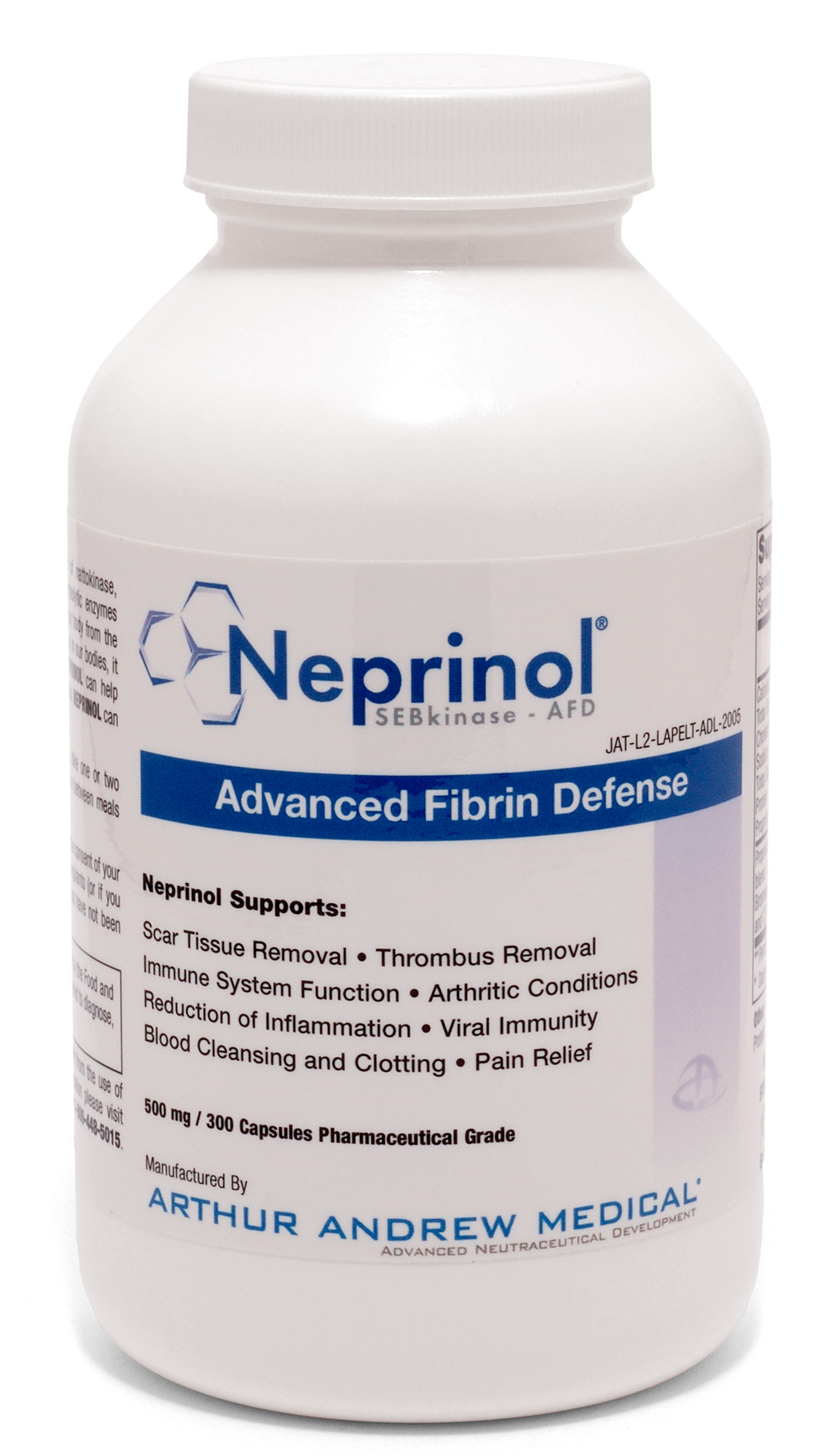 Dupuytrens contracture sufferers like Neprinol because it combines all the best of the systemic enzymes in one convenient product, removing and eliminating excess fibrous tissue wherever it is found in the body